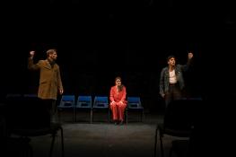 Actors: Eliah Arnstjerna, Heidi C. Nielsen, Duncan Hodgkinson Legoux.